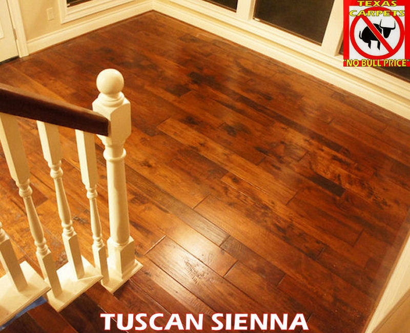 Tuscan Johnson Hardwood Texas Carpets