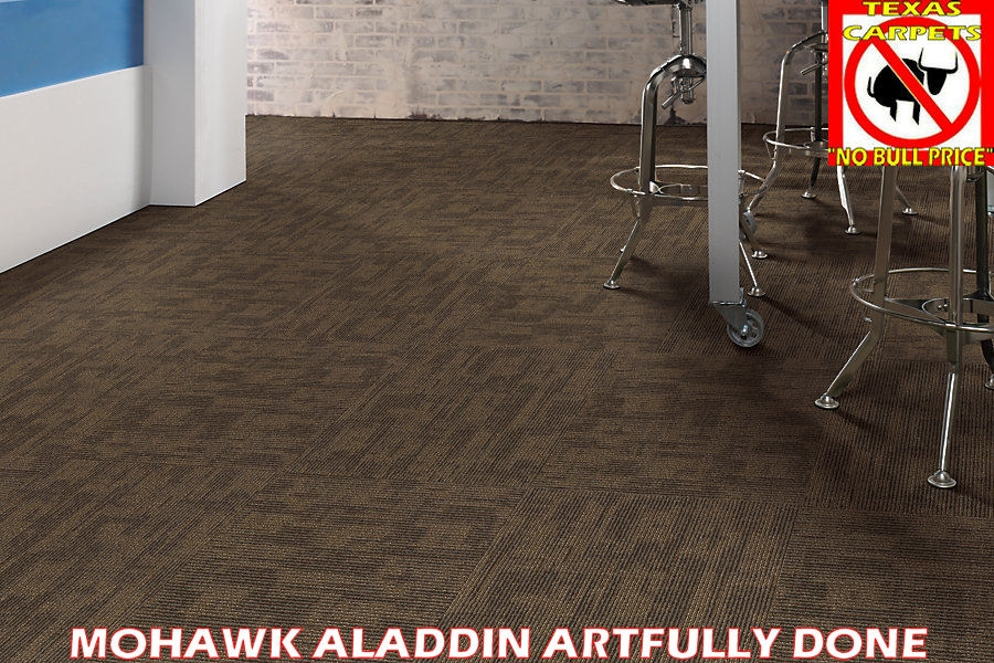 Artfully Done Mohawk Texas Carpets