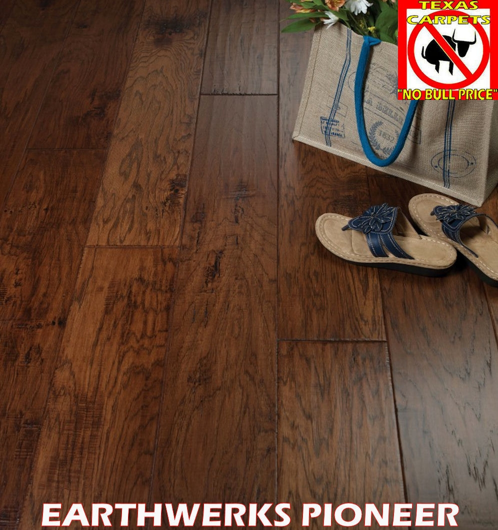Pioneer Earthwerks Texas Carpets