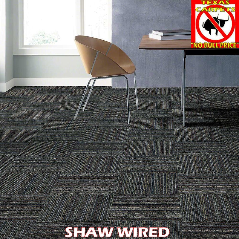 Shaw Carpet Tile Guidelines Contract Commercial