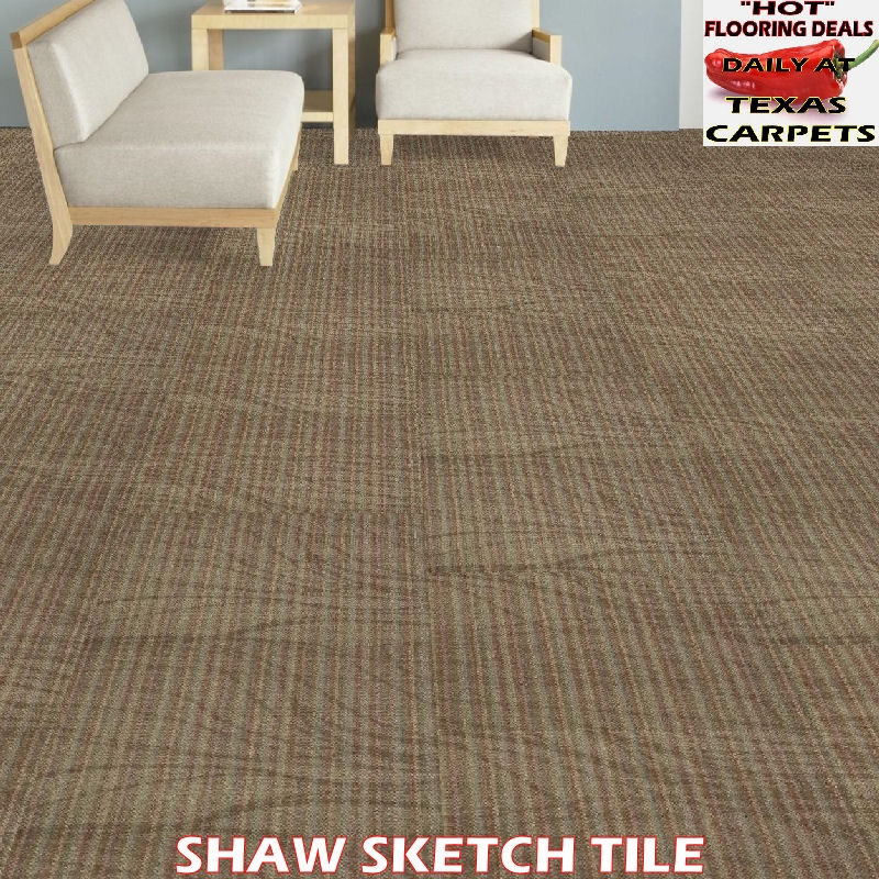 Shaw Sketch Tile First Lot Specials Texas Carpets
